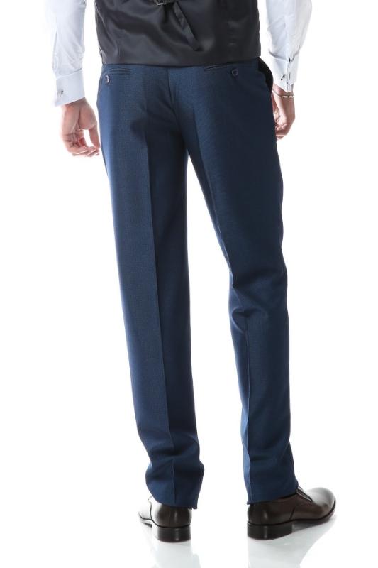 Pantaloni albastri A17317-9