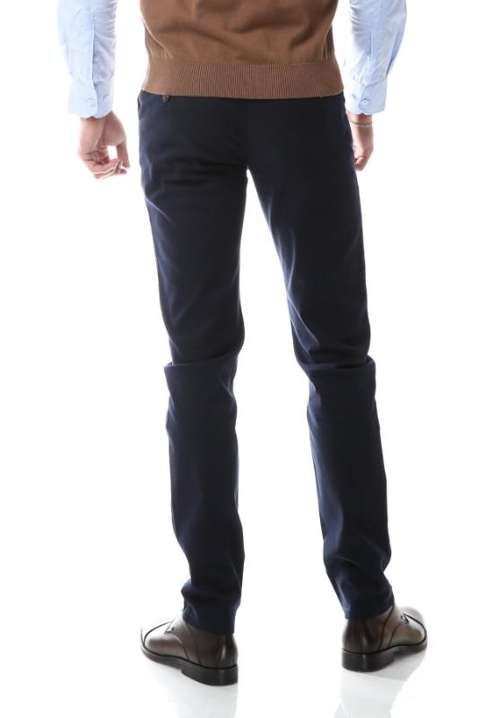 Pantaloni bleumarin 27-1