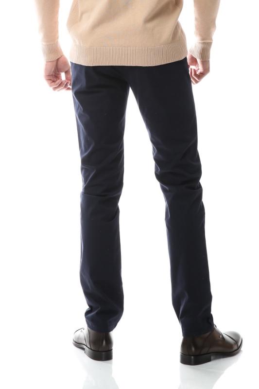 Pantaloni bleumarin 166-2