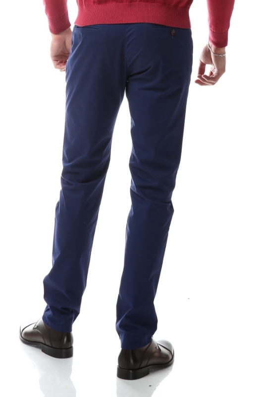 Pantaloni albastri 166-3