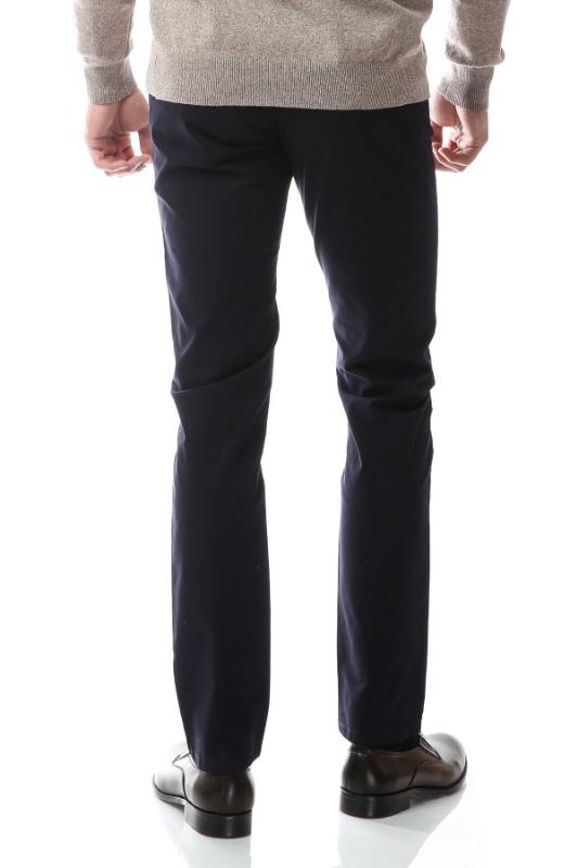 Pantaloni bleumarin 6606-1