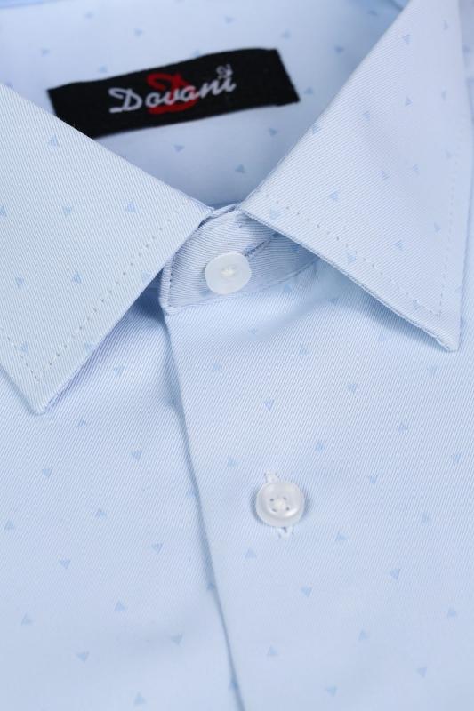 Camasa clasica bleu A631-53