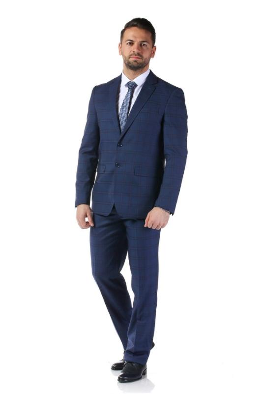 Imagine Costum albastru C62326-55