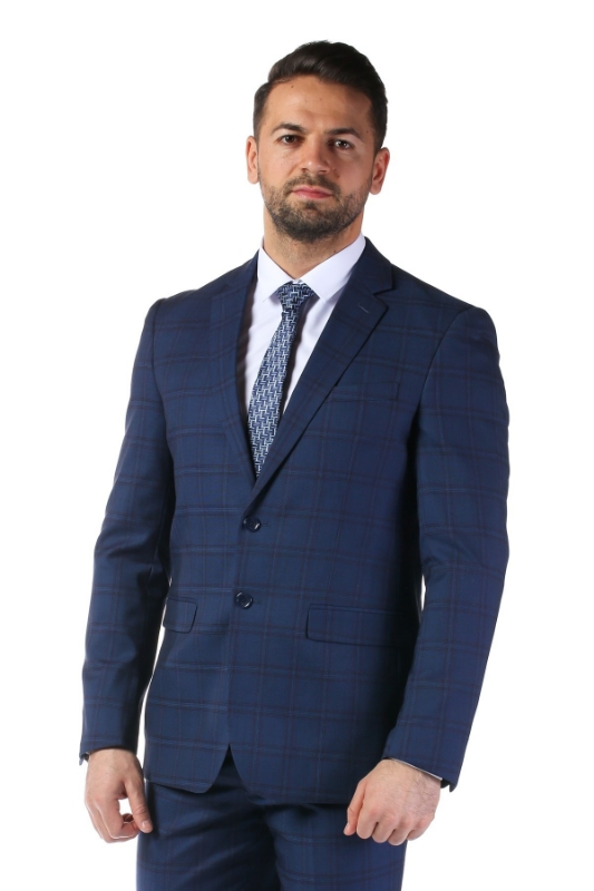 Costum albastru C62326-55