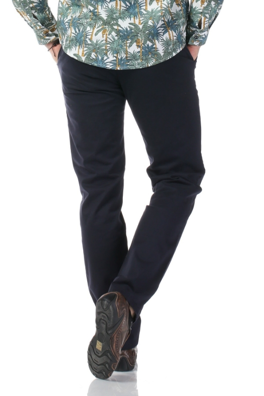 Pantaloni bleumarin 1986-1