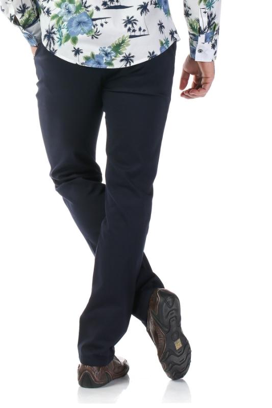Pantaloni bleumarin 99-2