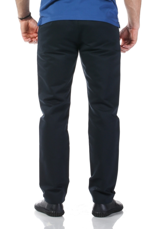Pantaloni bleumarin 99-3