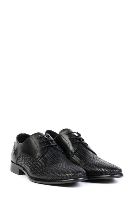 Pantofi black 1823-1