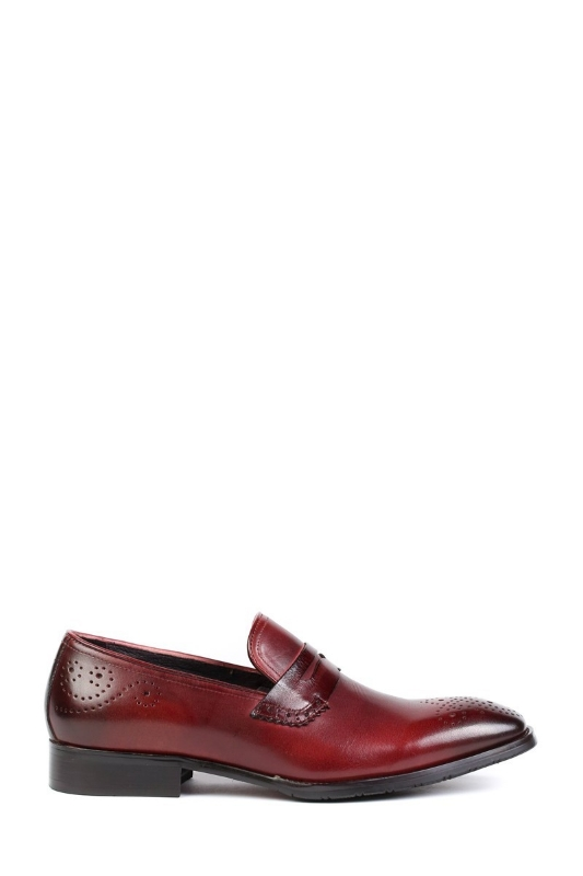 Imagine Pantofi red wine S8078-62