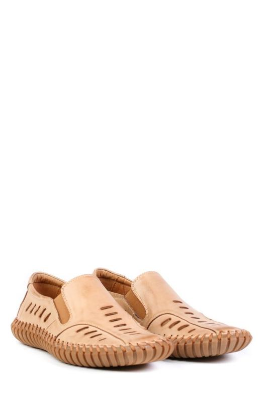 Pantofi apricot F190-8C-H500-2