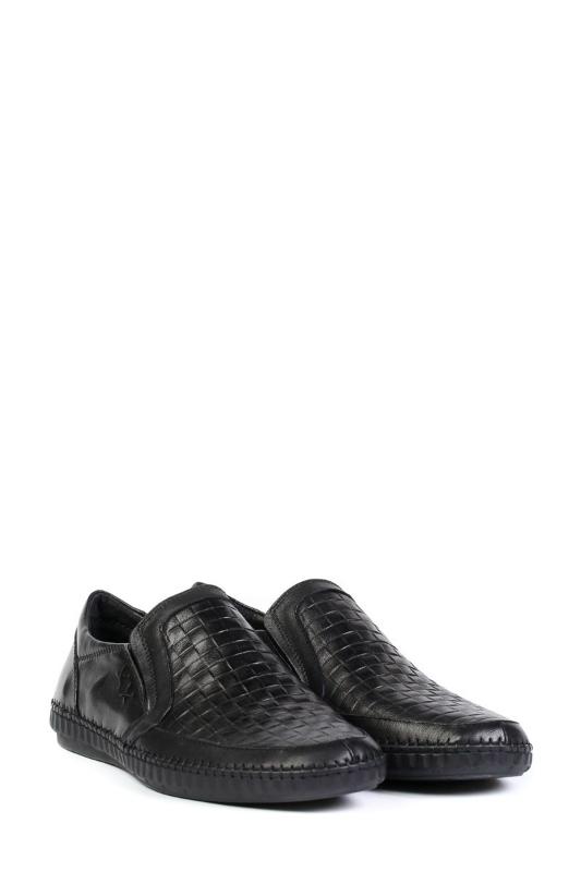 Pantofi black F209-15B-A5-1