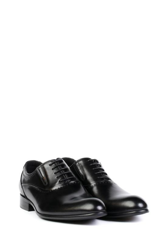 Pantofi black JM 549-036-1