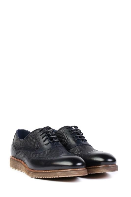 Pantofi navy X045-3-2