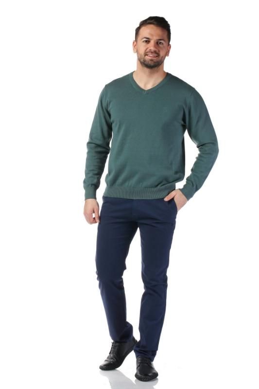 Pulover verde 206-2
