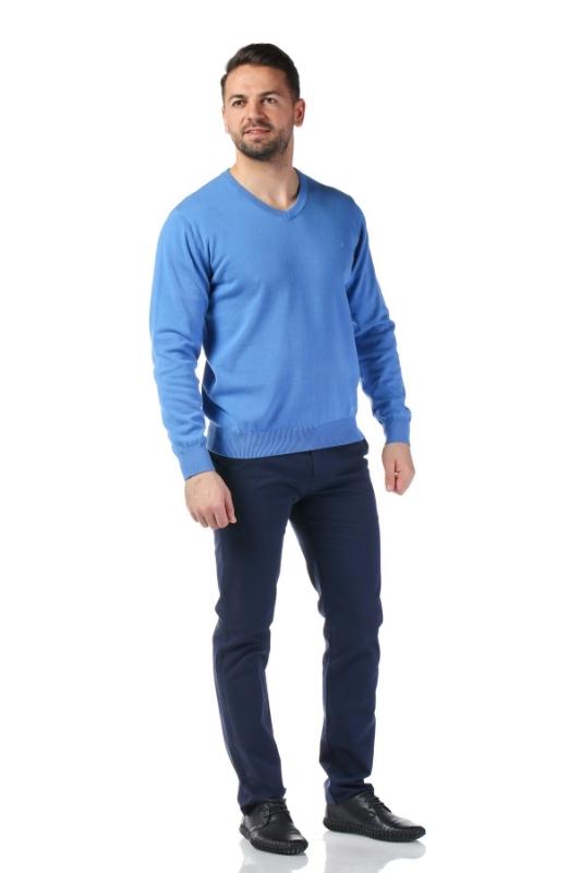 Pulover albastru 206-5