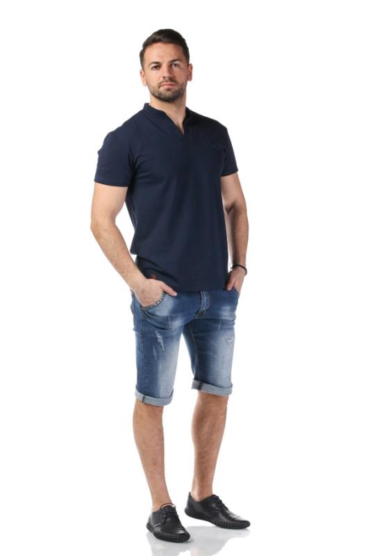 Tricou bleumarin 1701-2