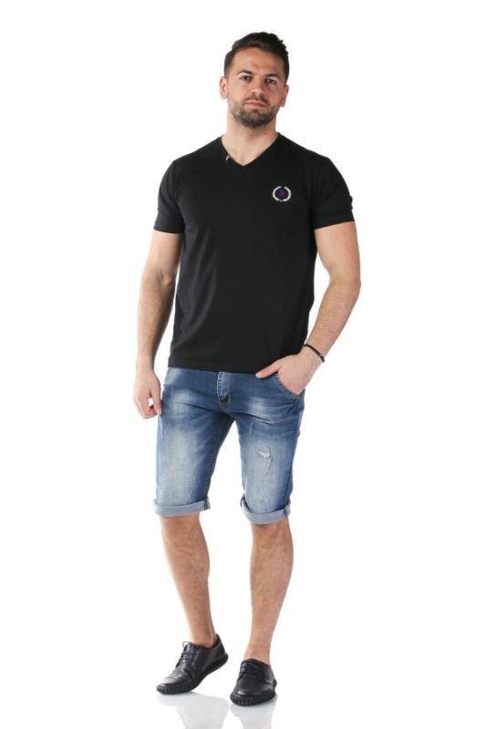Tricou negru 1801-1
