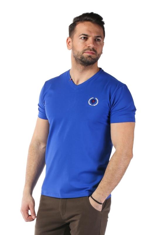 Imagine Tricou albastru 1801-3