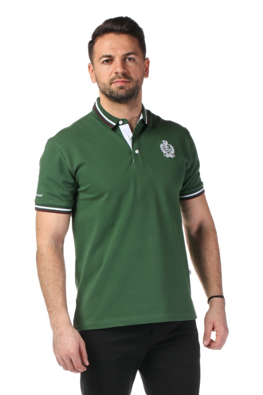 Imagine Tricou verde 1803-1