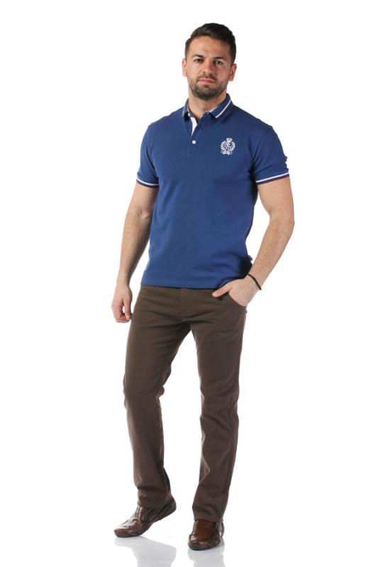 Tricou albastru 1803-2