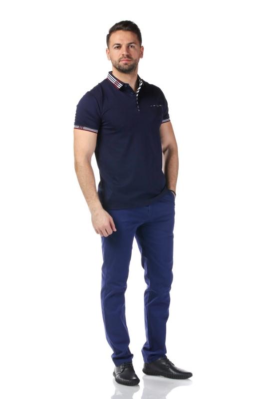 Tricou bleumarin D 102-3
