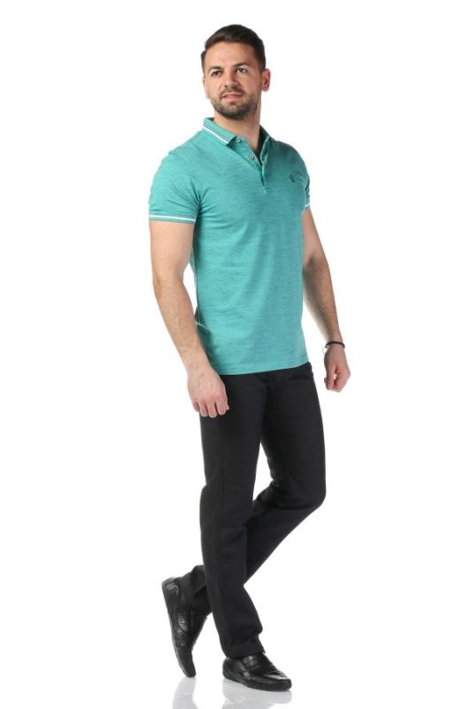 Tricou verde P1199921S-3