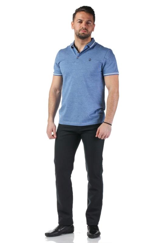 Tricou albastru P1199921S-2