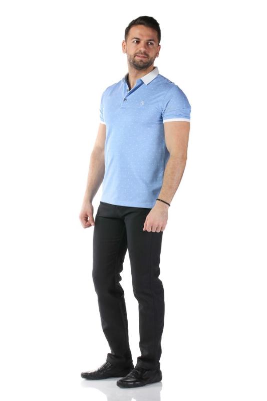 Tricou bleu P1199923S-1