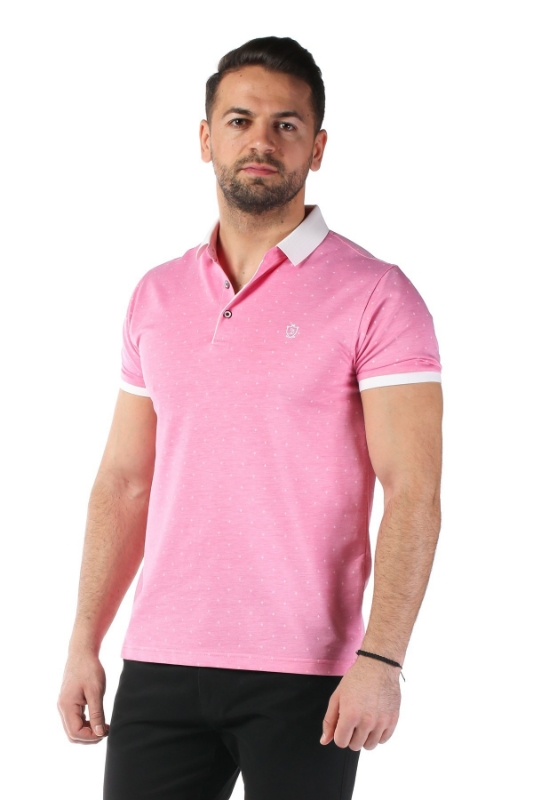 Imagine Tricou roz P1199923S-2