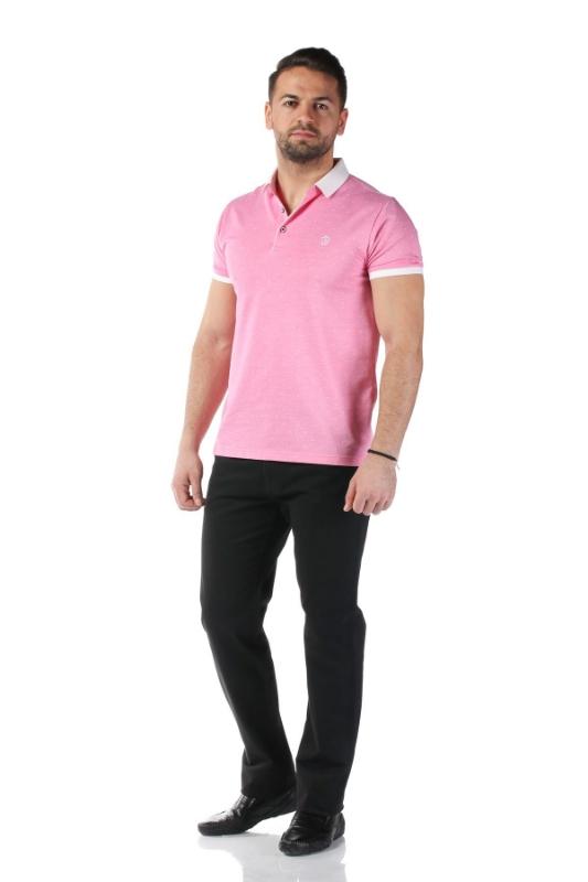 Tricou roz P1199923S-2