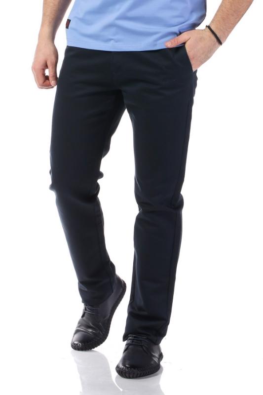 Imagine Pantaloni bleumarin R871-37