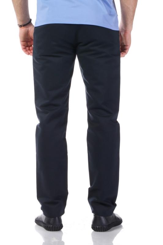Pantaloni bleumarin R871-37