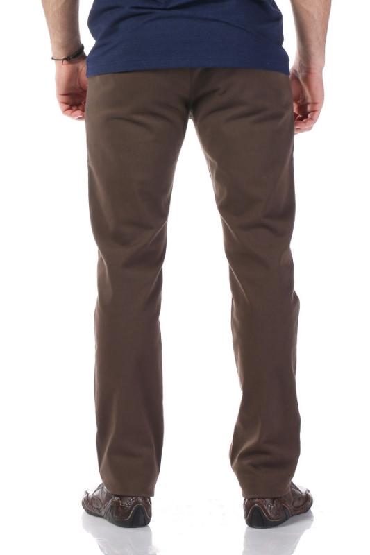 Pantaloni maro R872-2