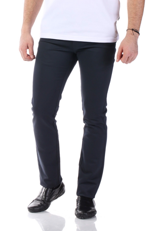 Imagine Pantaloni bleumarin S873-28