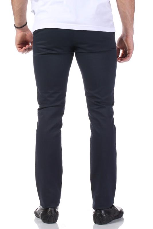 Pantaloni bleumarin S873-28