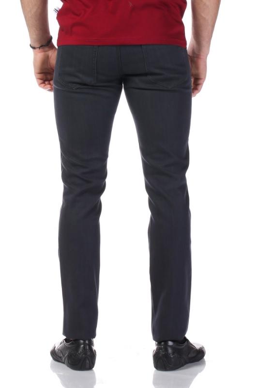 Pantaloni gri inchis S875-1