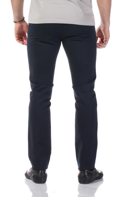 Pantaloni bleumarin S871-37