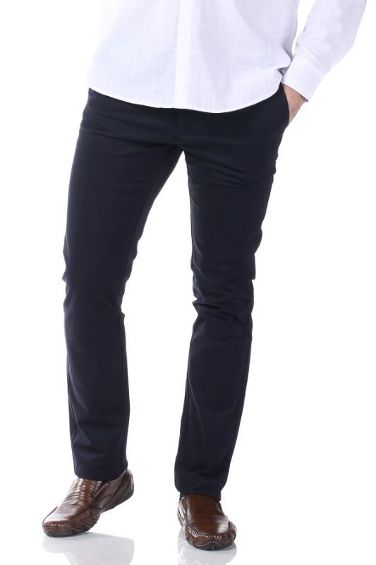 Imagine Pantaloni bleumarin S876-10