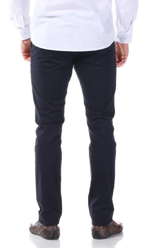 Pantaloni bleumarin S876-10