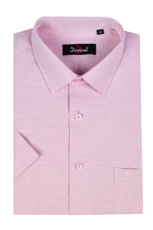 Imagine Camasa cu maneca scurta roz 750-2-1