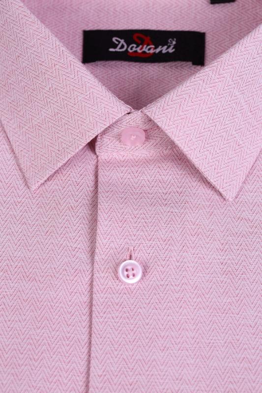 Camasa cu maneca scurta roz 750-2-1