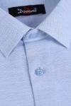 Imagine Camasa cu maneca scurta bleu 750-2-2