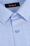 Imagine Camasa cu maneca scurta bleu 750-1-2