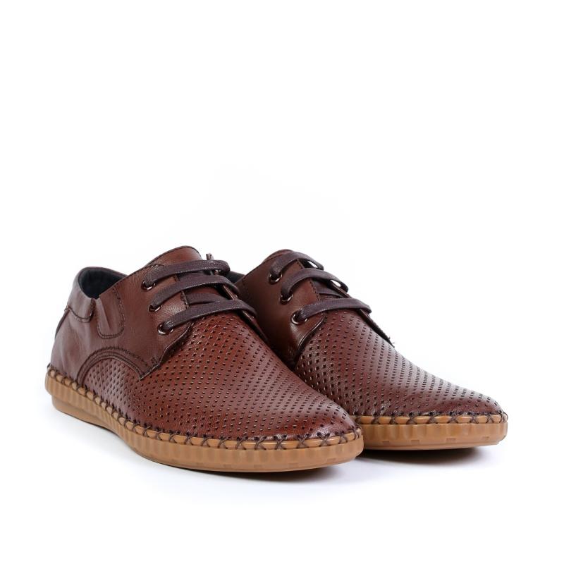 Pantofi brown F209-6B-A122