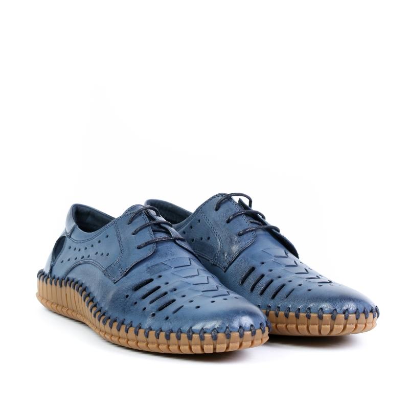 Pantofi blue F212-8A-A122