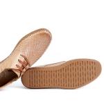 Imagine Pantofi apricot F209-6B-A122