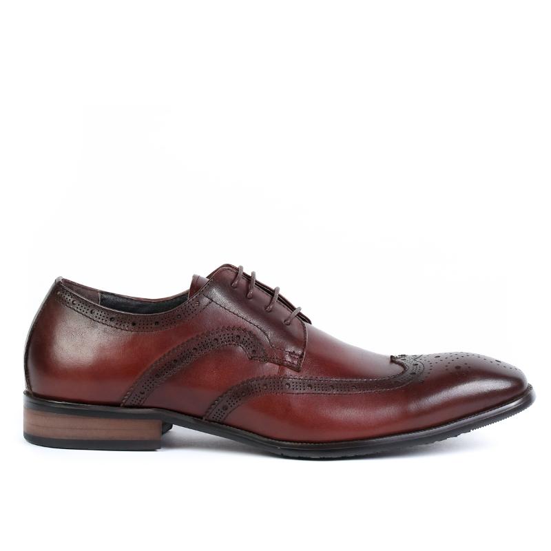 Imagine Pantofi winered 1809-7