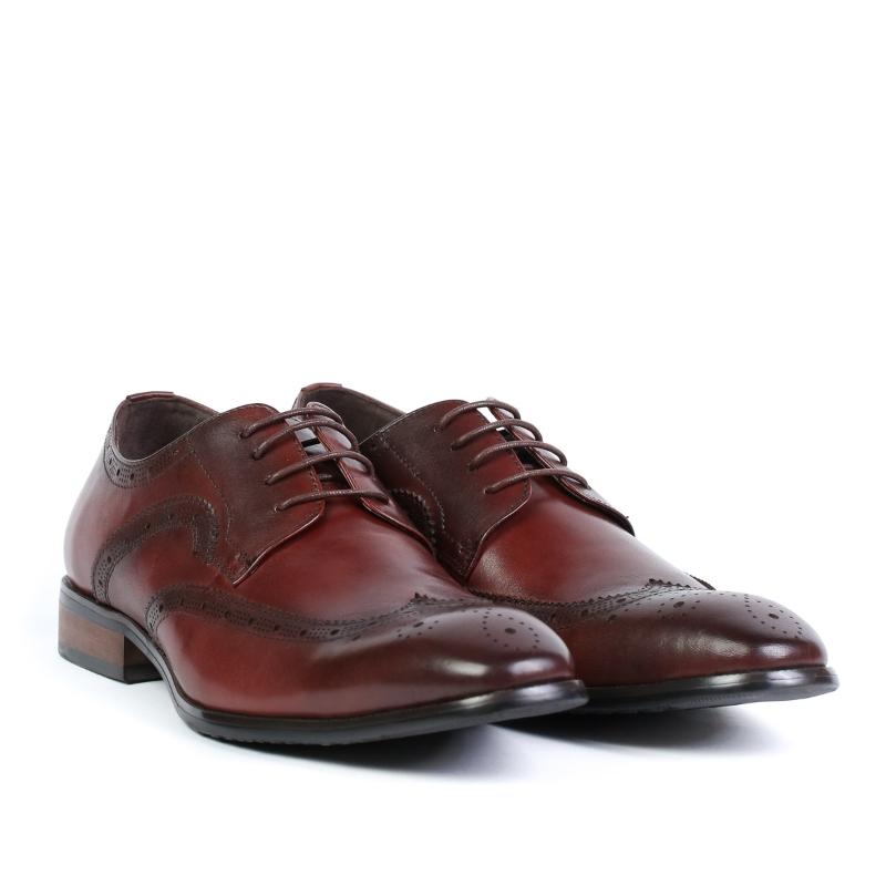 Pantofi winered 1809-7