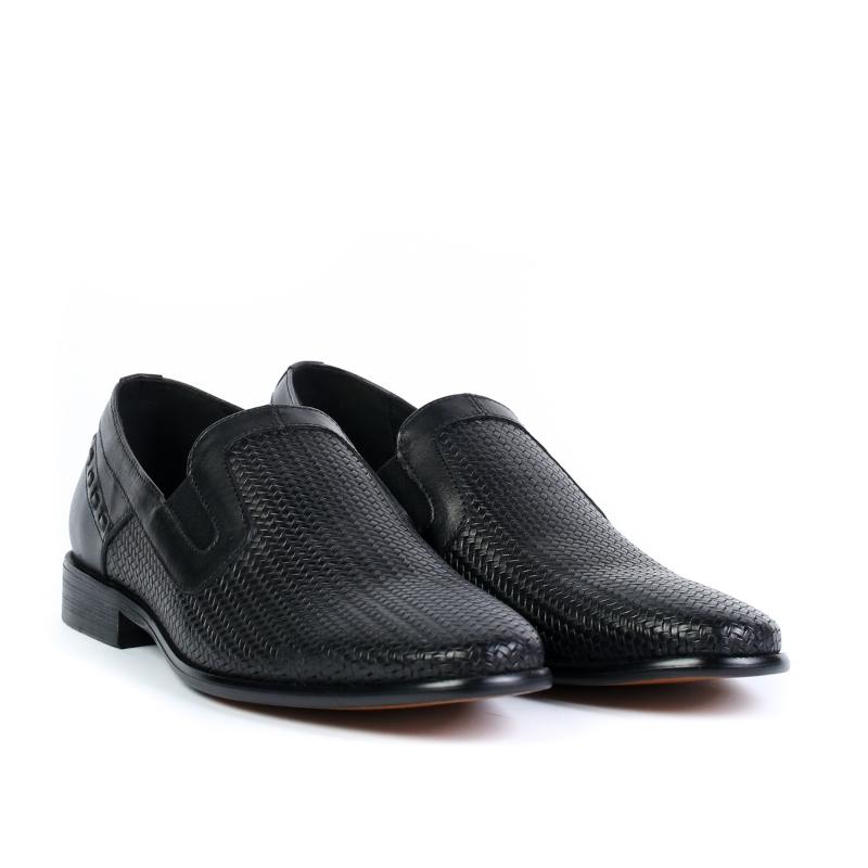 Pantofi black 1823-2