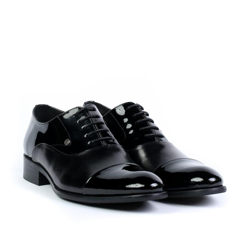 Pantofi black JM7258-039